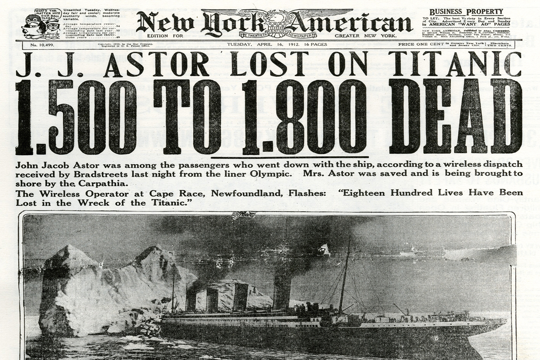 Titanic was an inside job